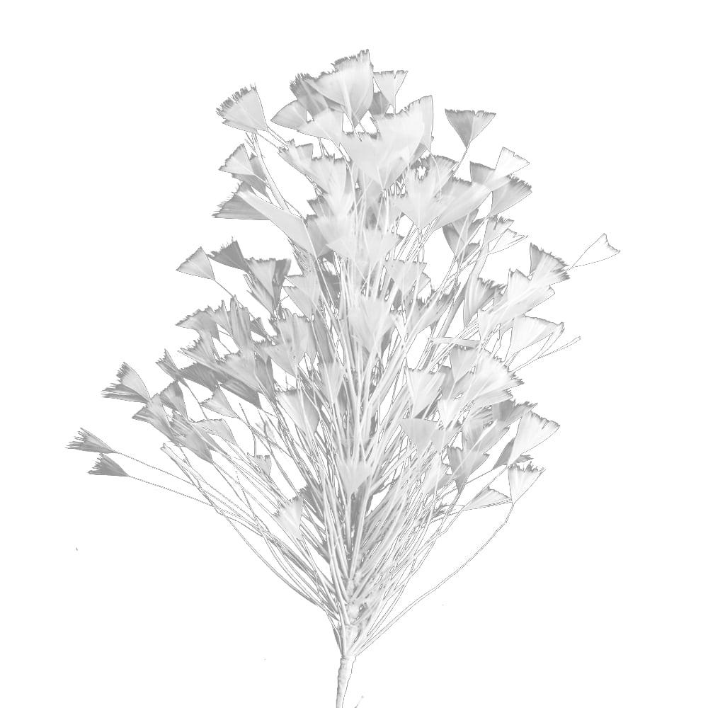 Pomo Belle Epoque gris plata