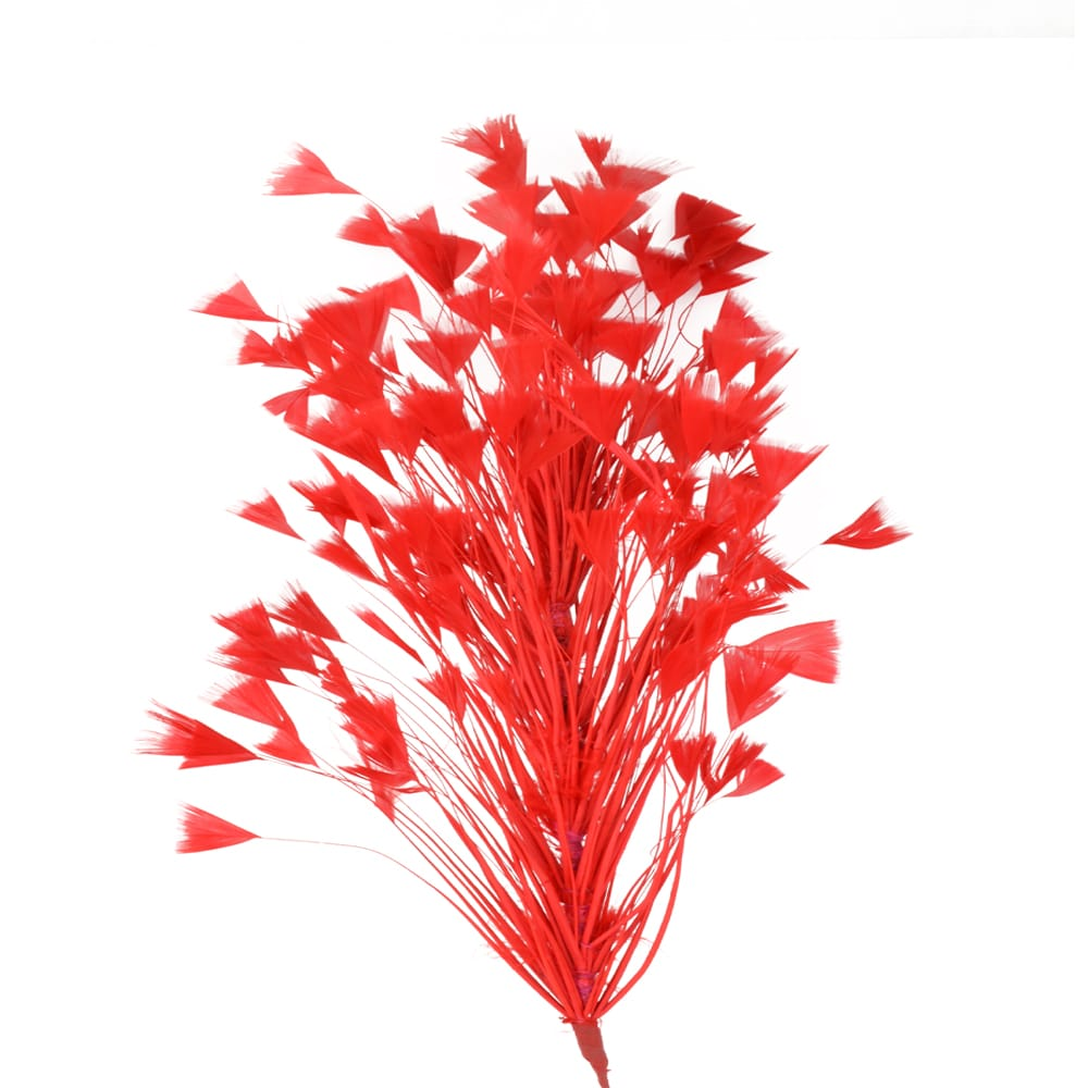 Pomo Belle Epoque rojo