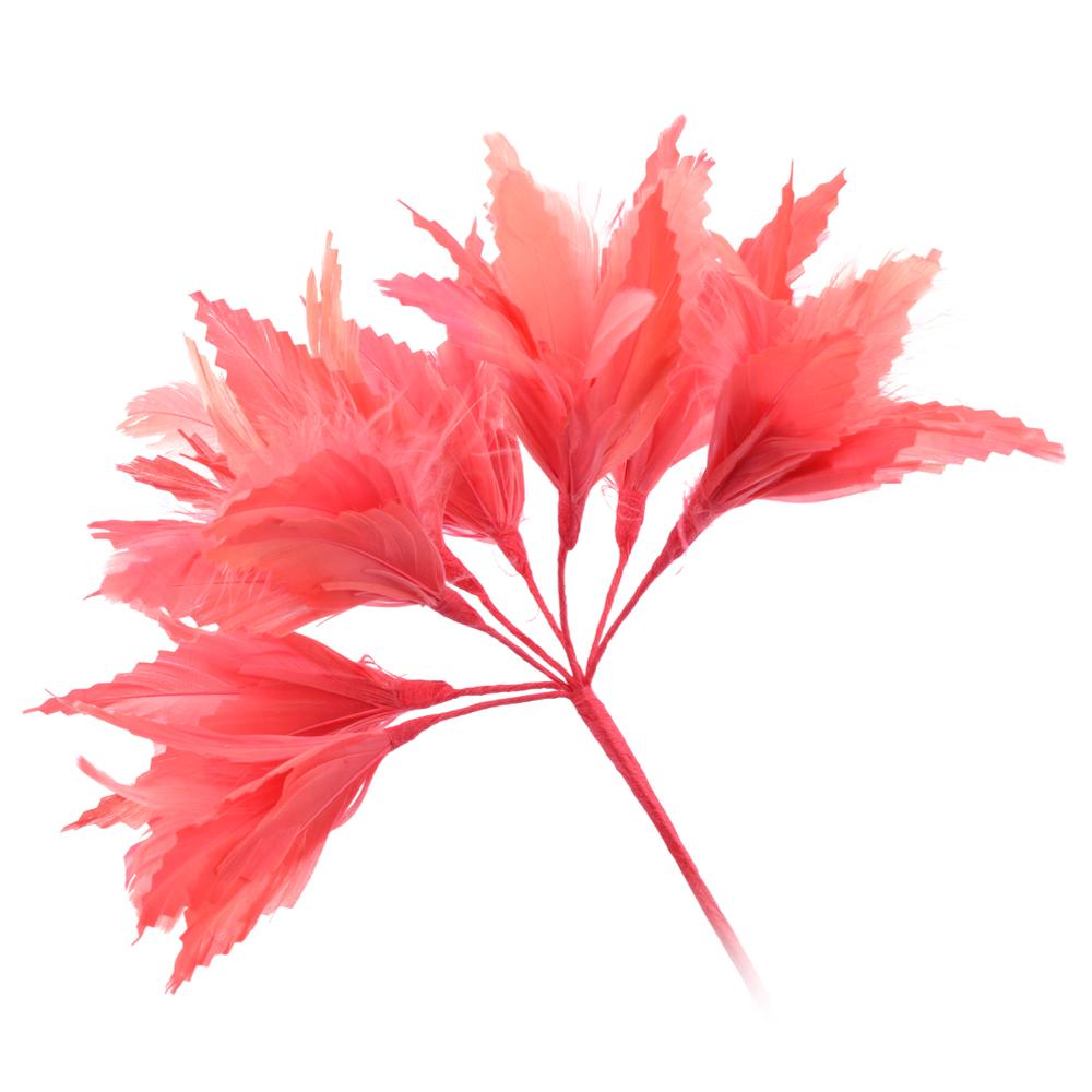 Pomo Hortensia 20 cm coral