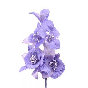 Ramillete Fantasía 15×12 cm lila