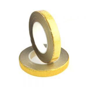 Rollo Cinta de tape oro