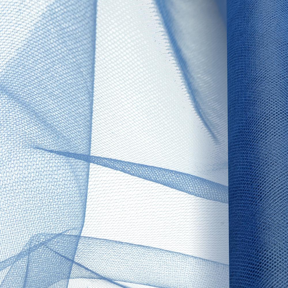 Tul 48 CM azul marino