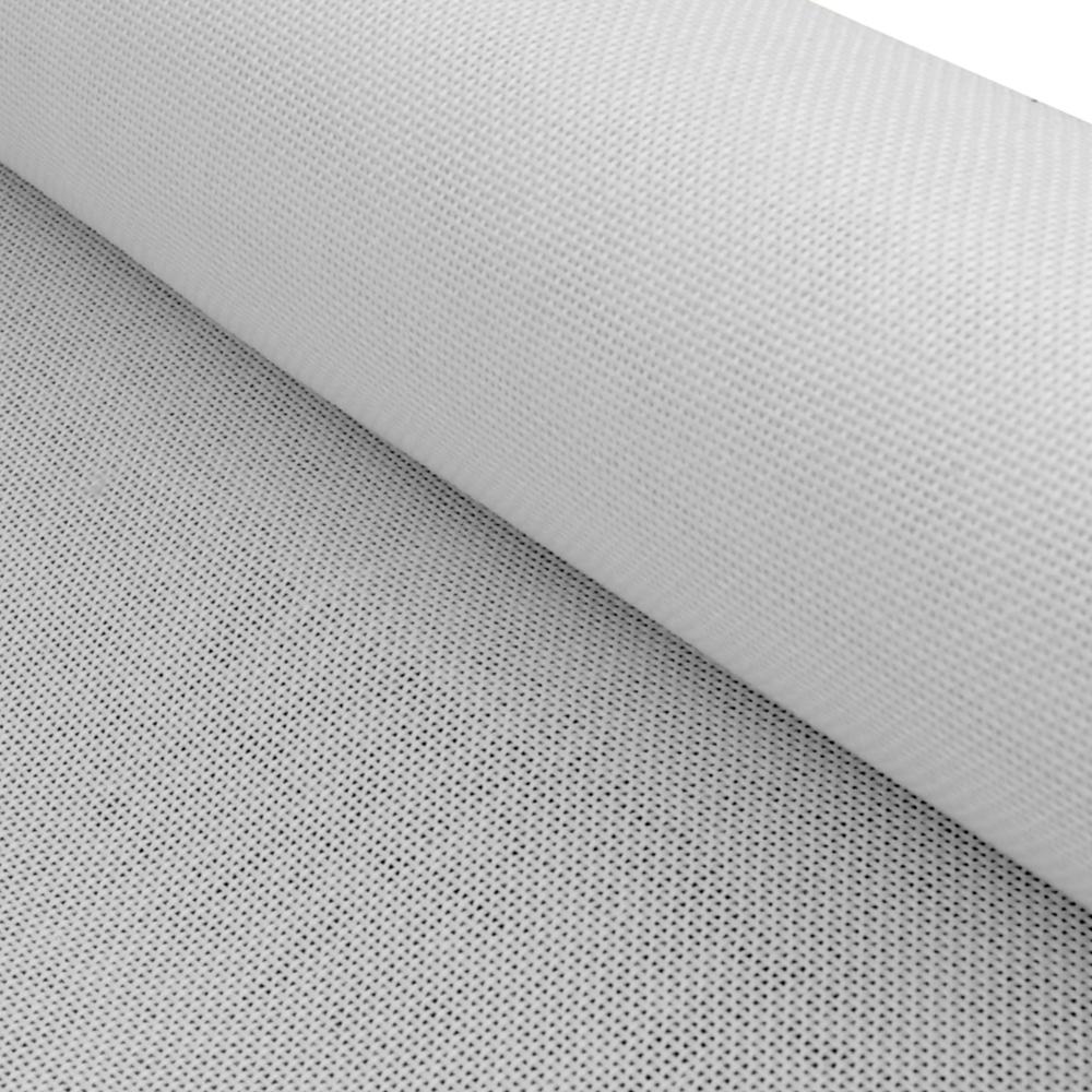 Yute 48 cm Alta calidad blanco