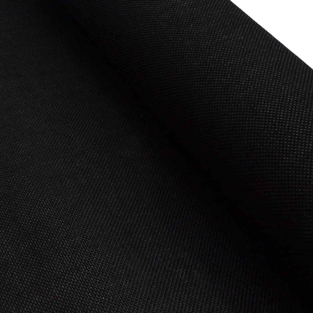 Yute 48 cm Alta calidad negro