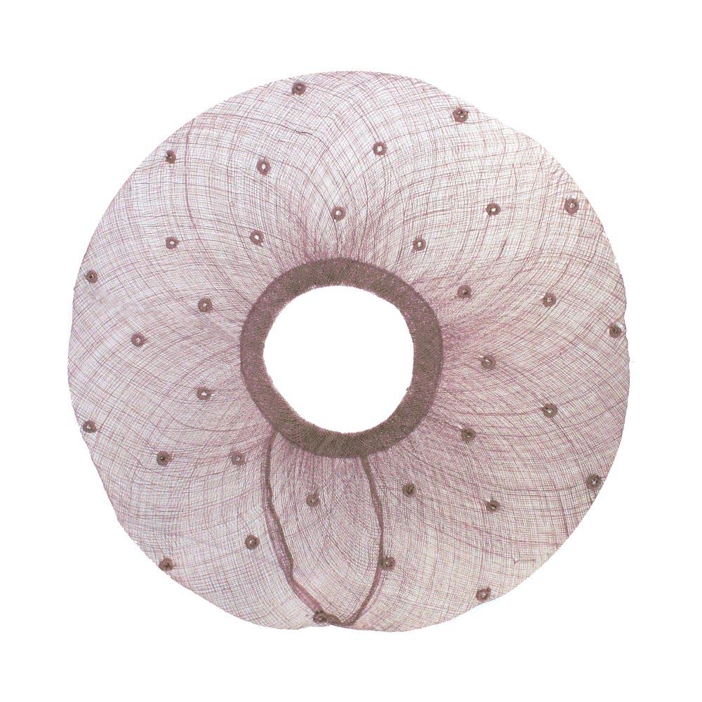 ala pamela plumetti 45 cm rosa nude oscuro