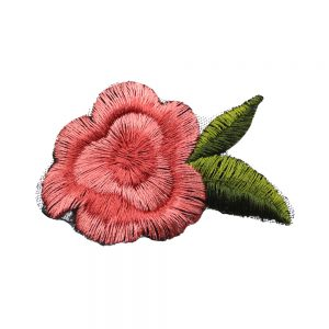 aplicacion mini flor coral
