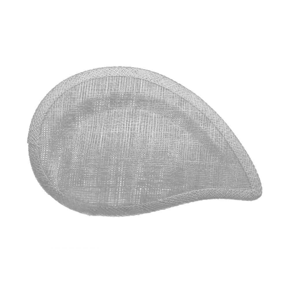 base cachemira 20×12 cm gris plata