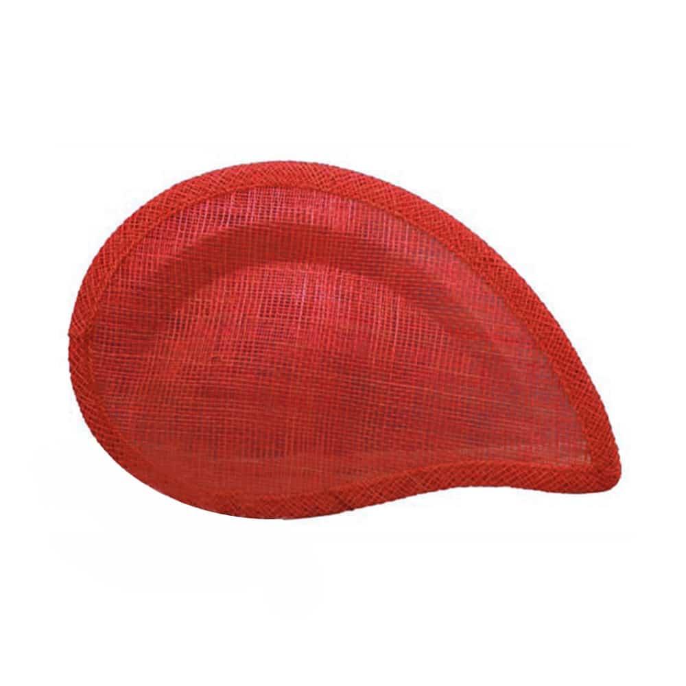 base cachemira 20×12 cm rojo