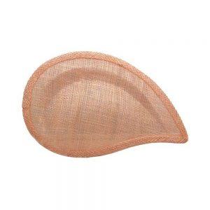 base cachemira 20×12 cm rosa nude
