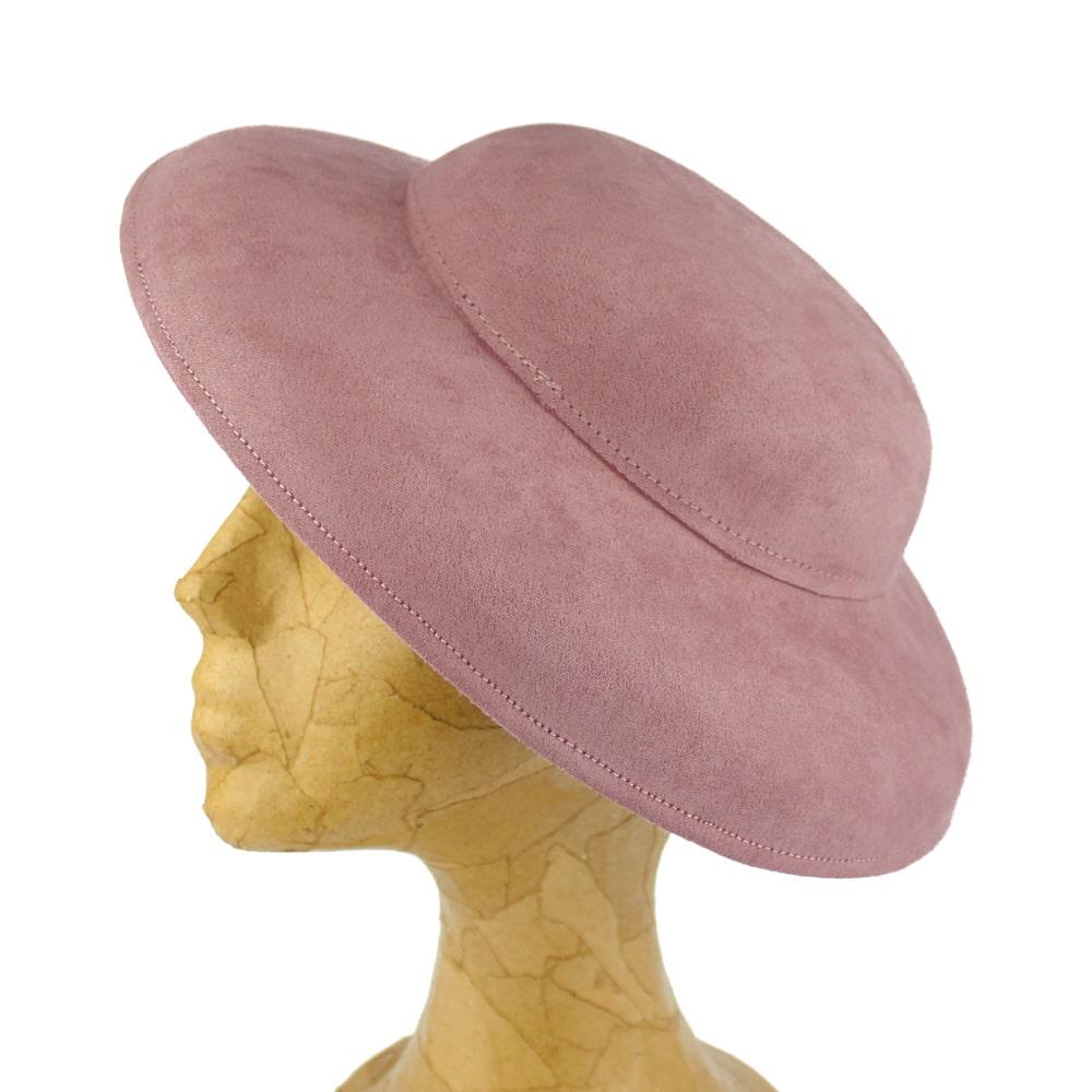 base milan antelina rosa nude oscuro