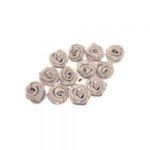 broche con florecillas rosa nude