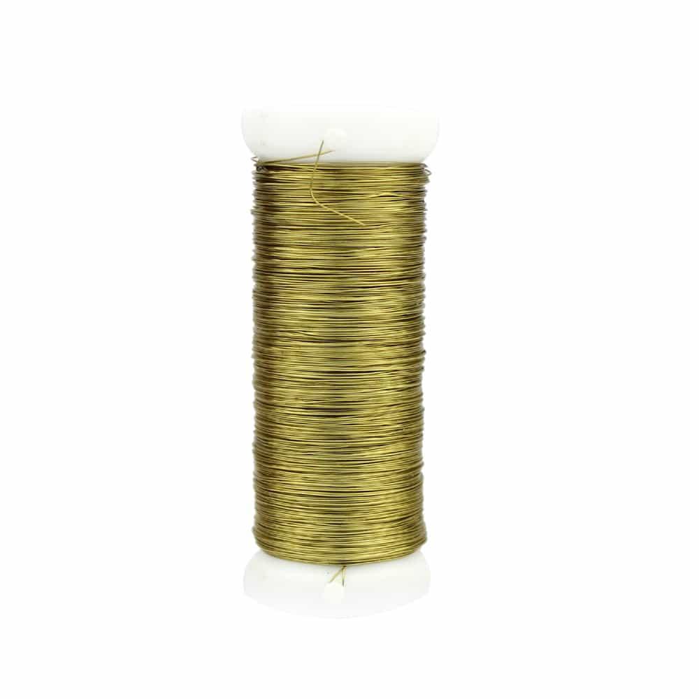 cable cobre 0 20 mm oro