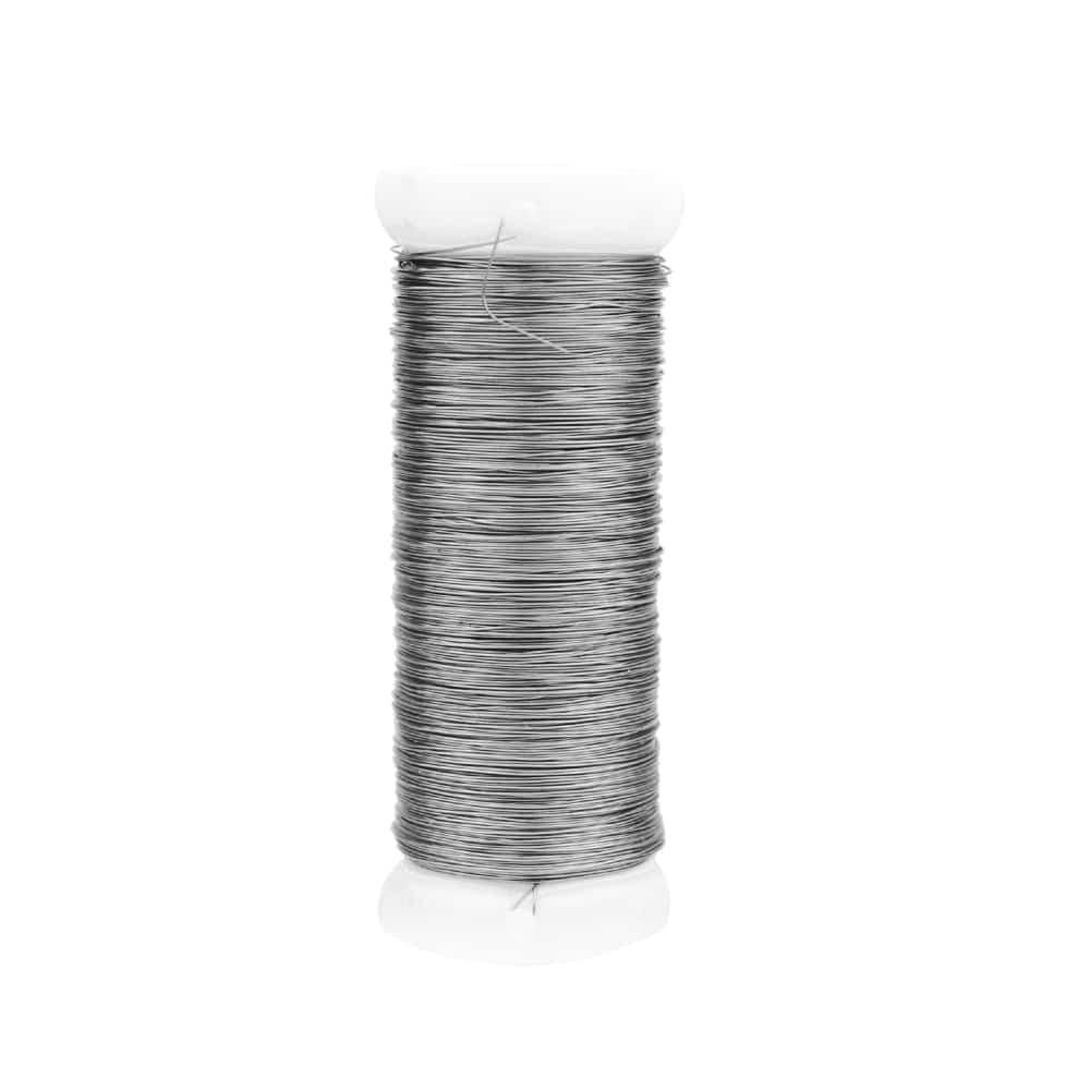 cable cobre 0 20 mm plata