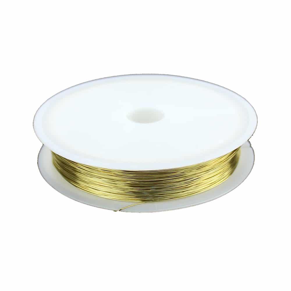 cable cobre 0 30 mm oro