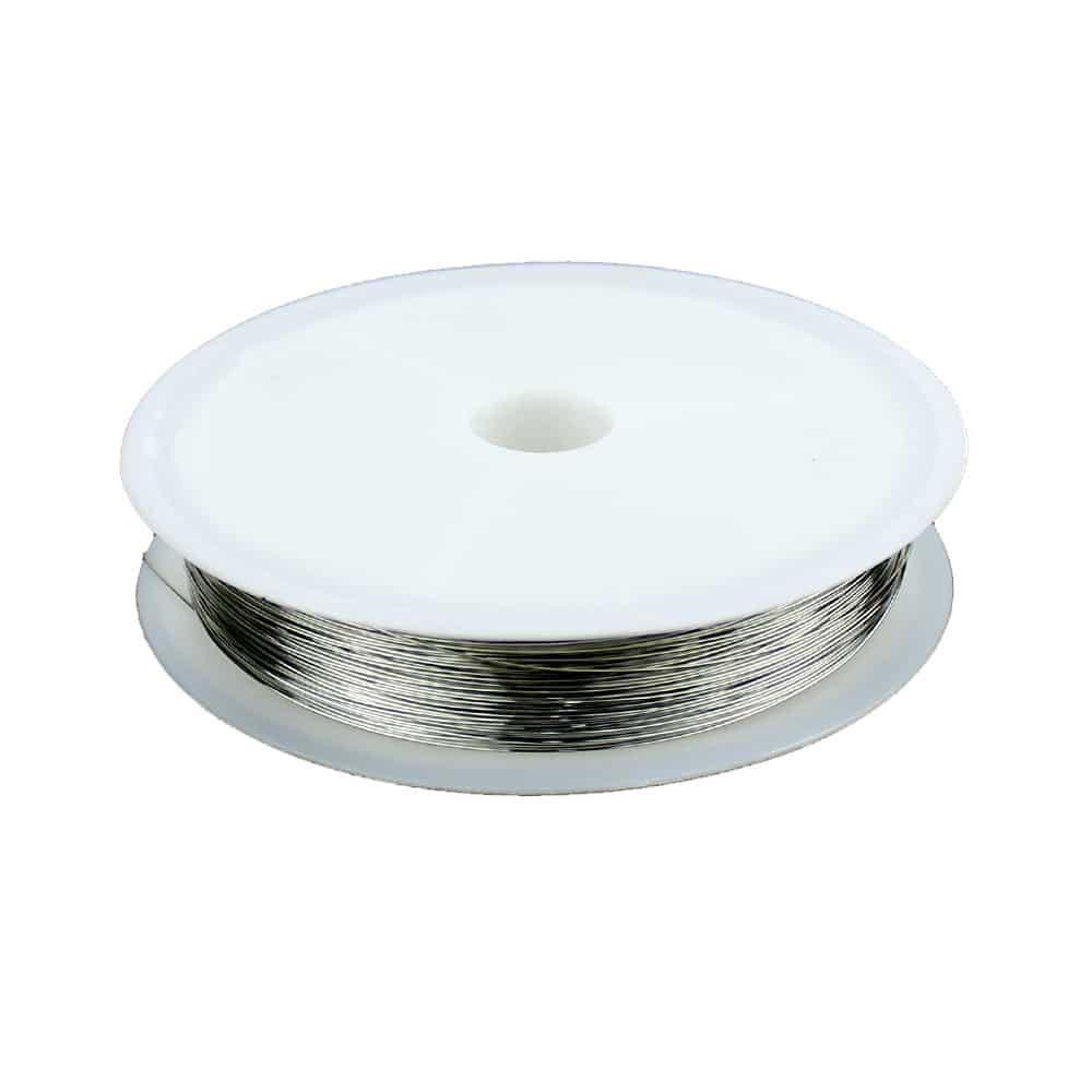 cable cobre 0 30 mm plata