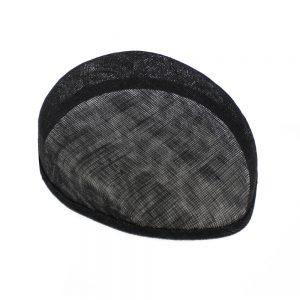 casquete lagrima negro