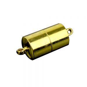 cierre iman cilindro oro