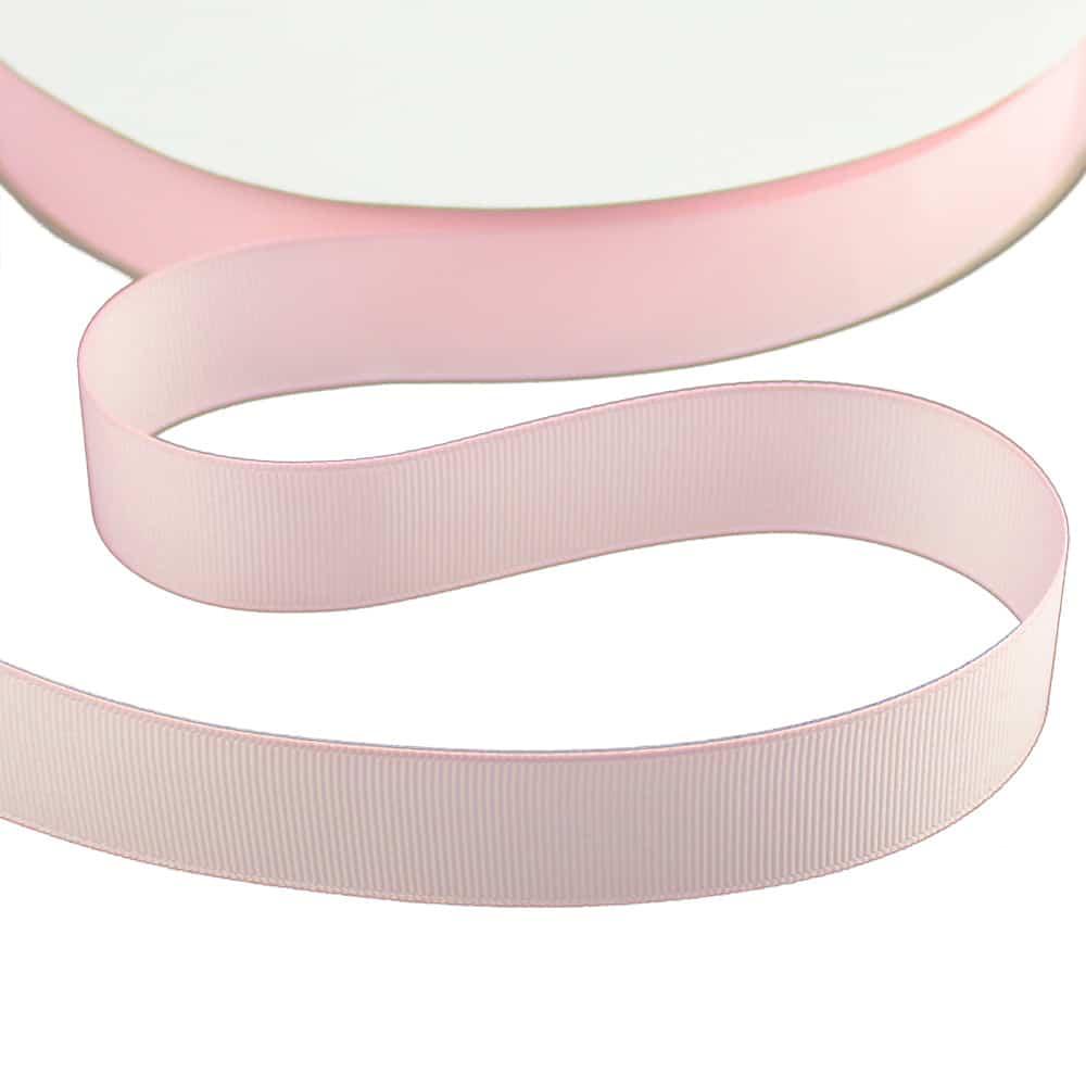 cinta grosgrain 25 mm rosa