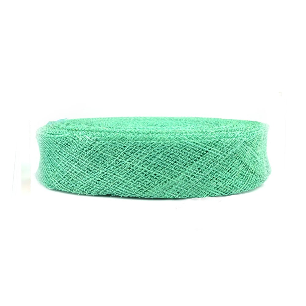 cinta sinamay 3 cm jade