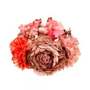 conjunto floral gala