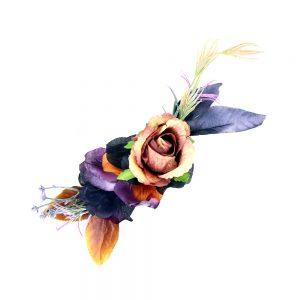 conjunto floral yami 2