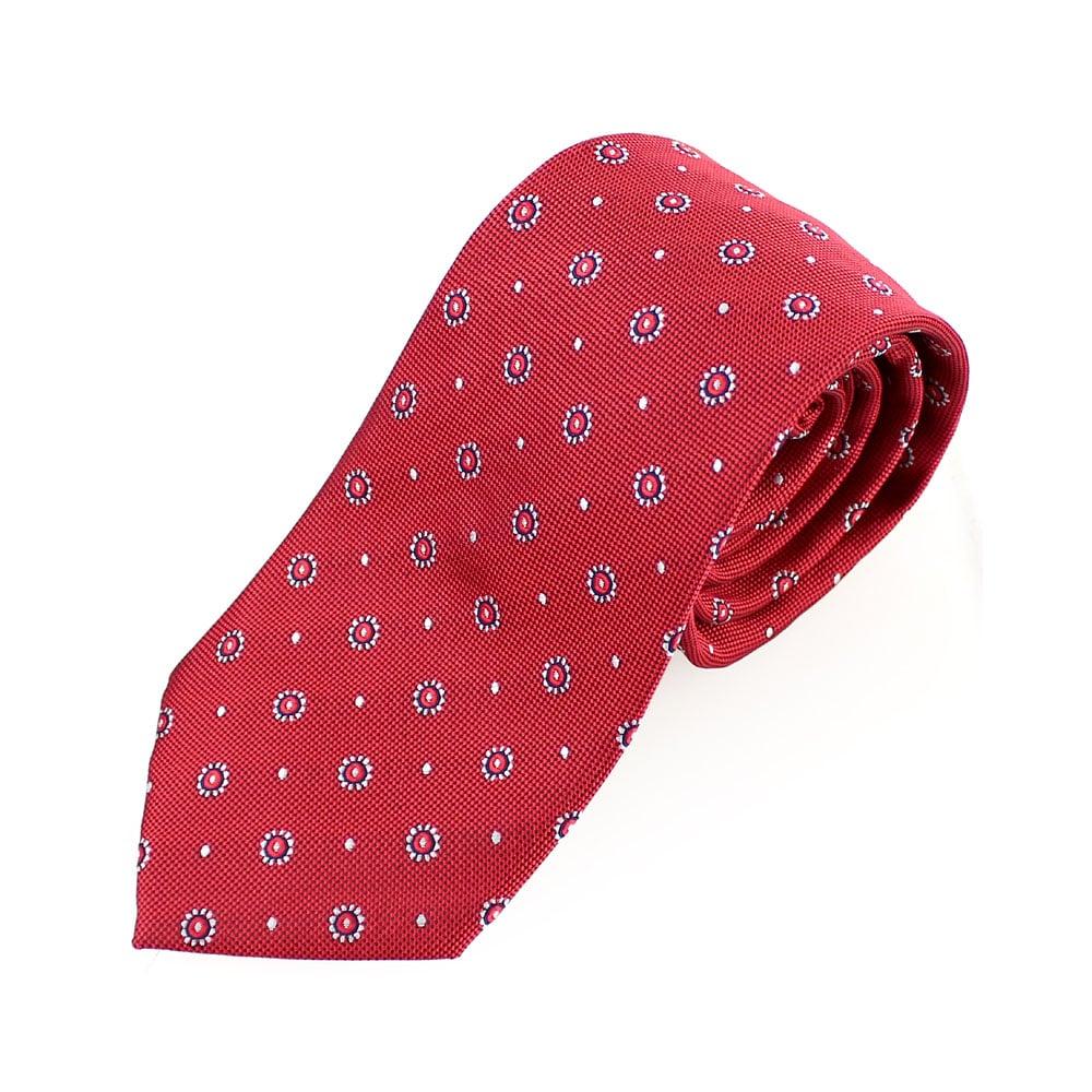 corbata adonis flor rojo