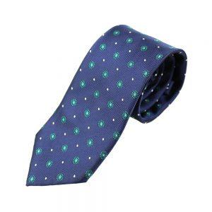 corbata adonis flor verde carruaje