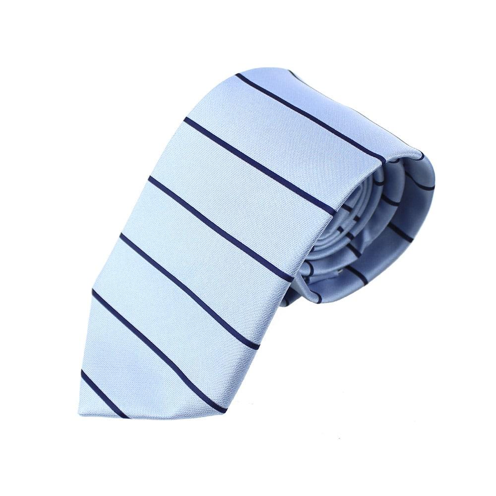 corbata alfonso raya horizontal azul cielo