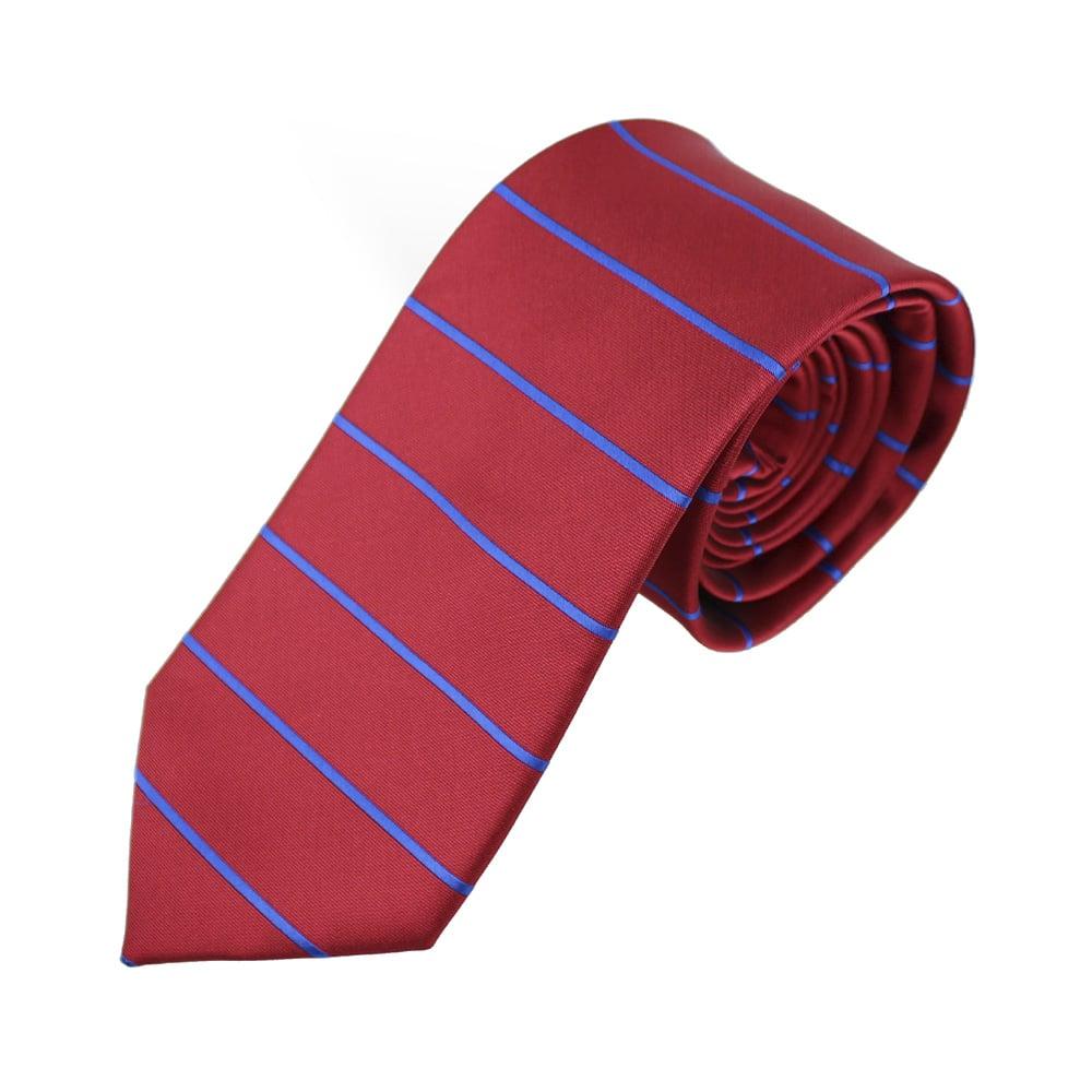 corbata alfonso raya horizontal rojo 2