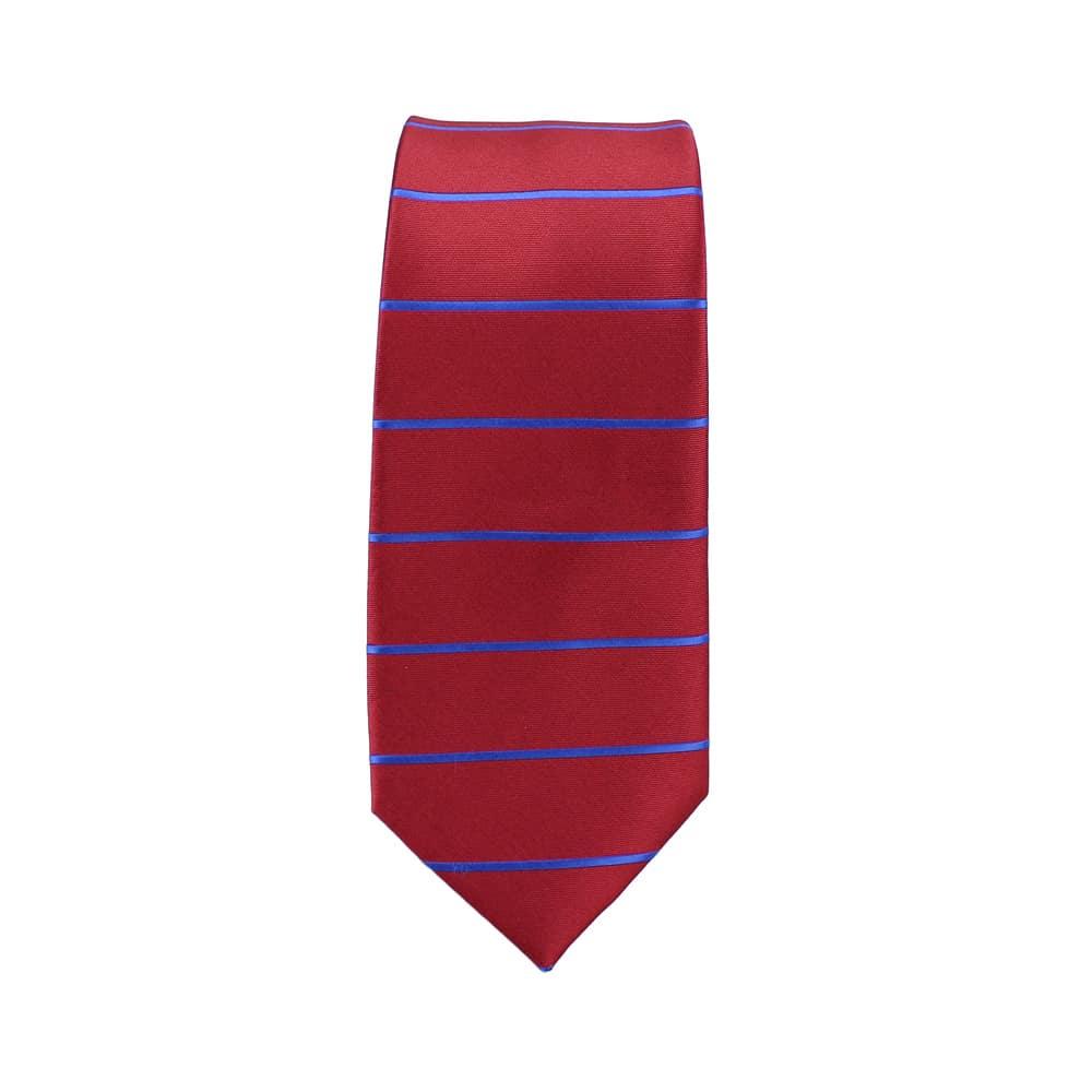 corbata alfonso raya horizontal rojo
