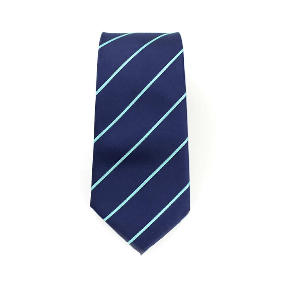 corbata anibal azul marino 2