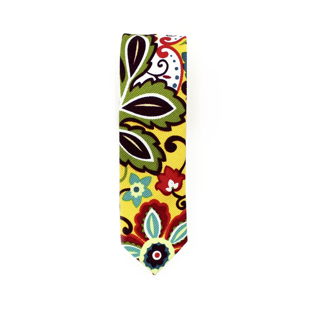 corbata antuan slim paisley
