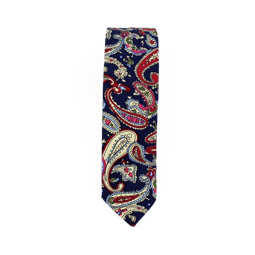 corbata antuan slim paisley 2