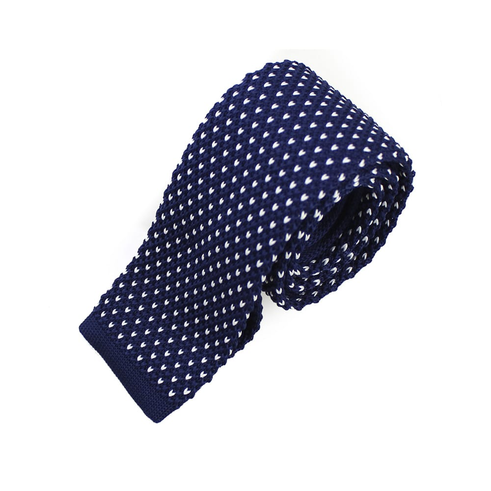 corbata croche alvaro blanco