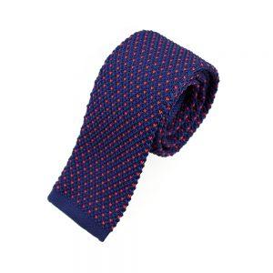 corbata croche alvaro rojo