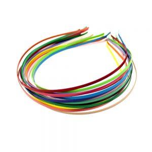 diademas de colores 0 3 cm