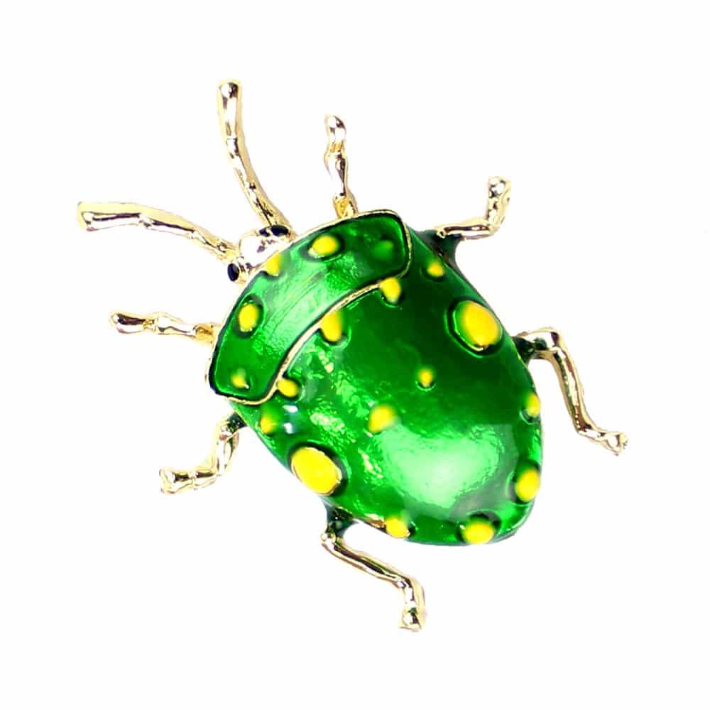 escarabajo moteado