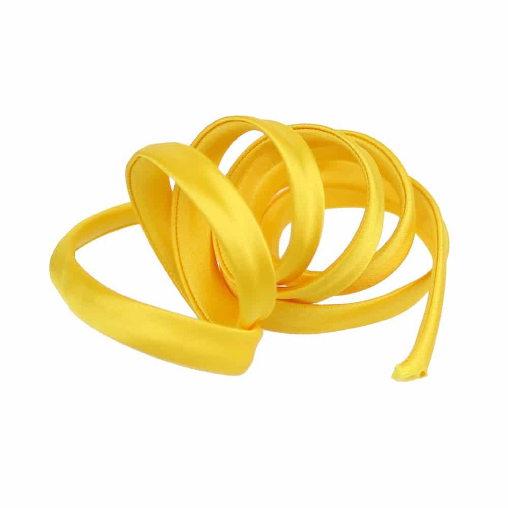 espagueti raso 10 mm amarillo