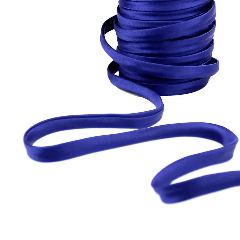 espagueti raso 10 mm azul marino