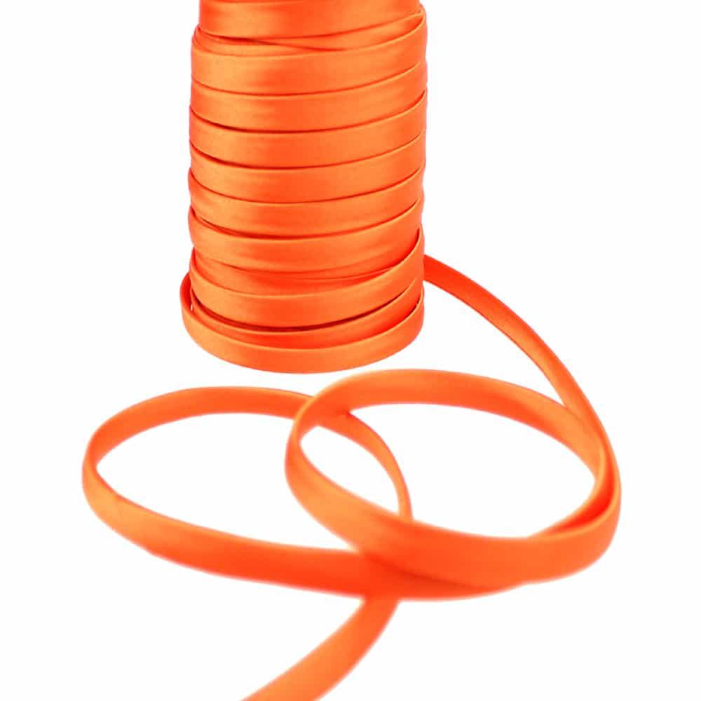 espagueti raso 10 mm naranja