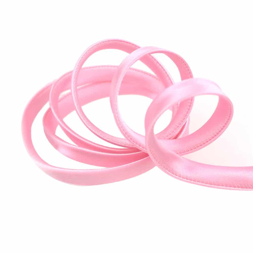 espagueti raso 10 mm rosa