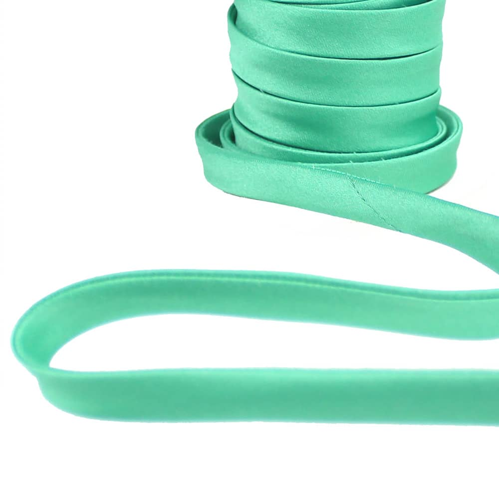 espagueti raso 10 mm verde agua