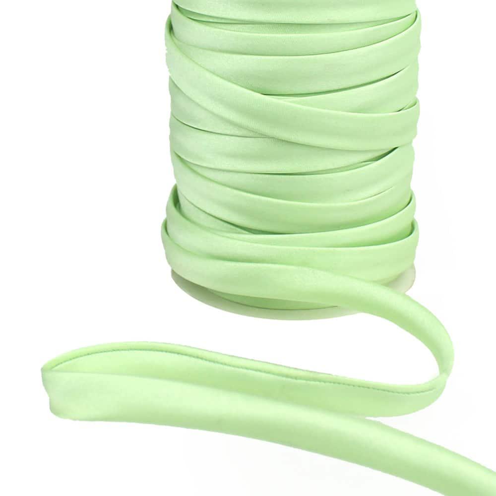 espagueti raso 10 mm verde claro