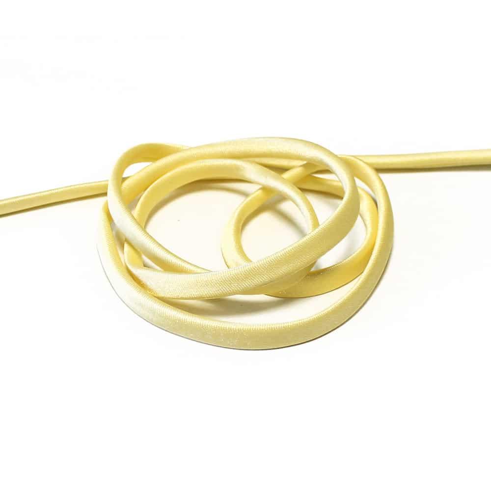 espagueti raso 7 mm amarillo