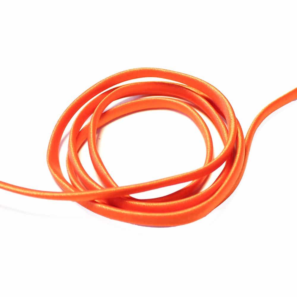 espagueti raso 7 mm naranja