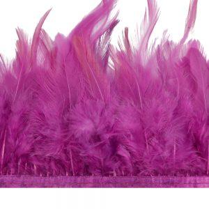 fleco plumas de gallo buganvilla