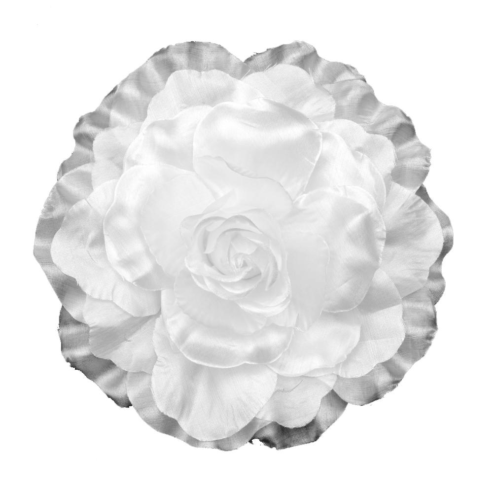 flor agua blanco