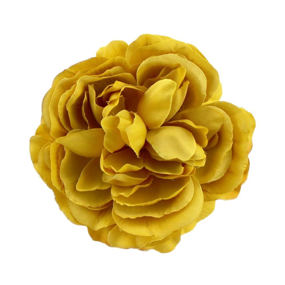 flor amanda mostaza