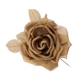 flor aquilia bronce
