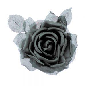 flor aquilia negro